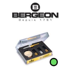 Bergeon 5680-V-07 зелена луминисцентна паста за часовникови стрелки