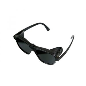 Защитни работни очила с неподвижни странични щитове