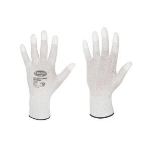 Работни ръкавици за полиране с полиуретаново покритие за златари и часовникари размер L