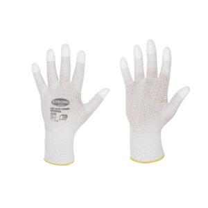 Работни ръкавици за полиране с полиуретаново покритие за златари и часовникари Размер S